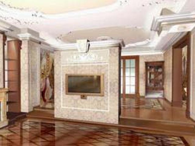 Стили в дизайне интерьера: античность – это модно